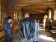 Условно осужденные несовершеннолетние шарьинцы побывали на экскурсии в храме