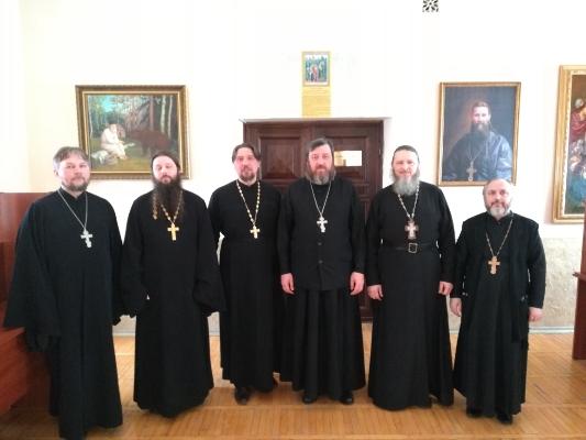 Представители тюремного духовенства Костромской митрополии обсудили вопросы улучшения работы по окормлению осужденных