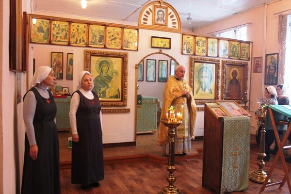 Две костромские женские колонии посетили Сестры милосердия