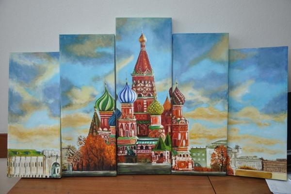 Костромские осужденные готовятся к Всероссийскому конкурсу православной живописи