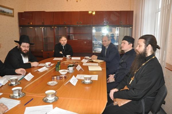 Священнослужители разных конфессий встретились с сотрудниками УФСИН России по Костромской области