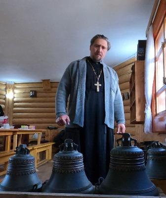 В рамках «Недели молитвы» в ИК-2 УФСИН России по Костромской области освятили колокола